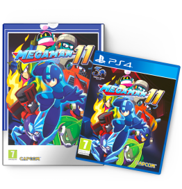 Mega Man 11 - Collector's Edition PS4