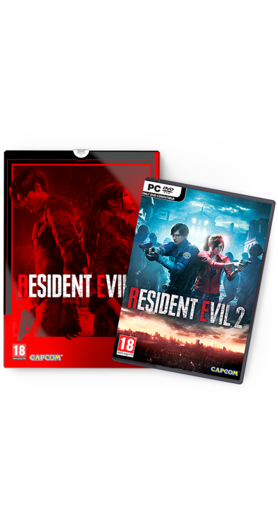 Resident Evil 2 - Limited Edition PC - Pix'n Love Publishing