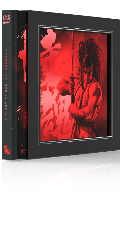 The Art of Samurai Shodown - Collector's Edition
