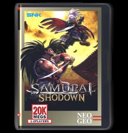 Samurai Shodown Switch - Shockbox Gold Edition
