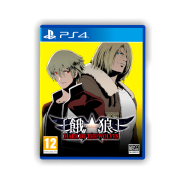 Garou Mark of the Wolves - PS4
