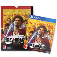 Yakuza: Like a Dragon - PS4 Limited Edition