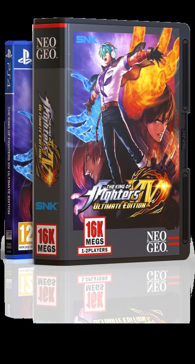 KOF XIV UE - Collector Edition PS4