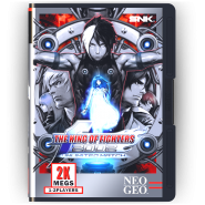 KOF 2002 UM - Deluxe Edition PS4